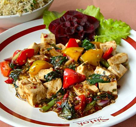 tofu can be attractive when prepared like this and it's top 10 healthy food